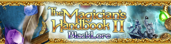 The Magician's Handbook 2. BlackLore
