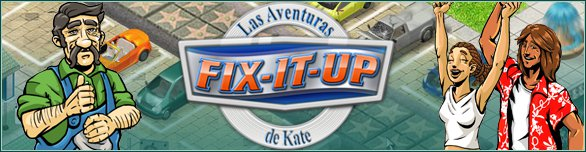 Fix-it-up: Aventura de Kate