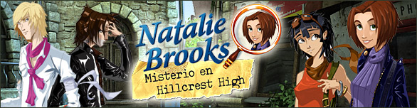 Natalie Brooks: Misterio en Hillcrest High
