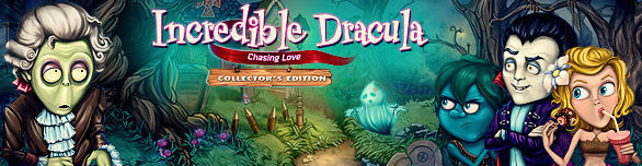 Incredible Dracula: Chasing Love. Collector's Edition