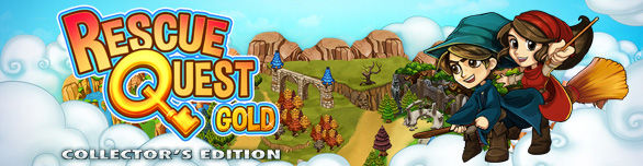 Rescue Quest Gold. Collector's Edition