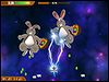 Captura de pantalla del juego  «Chicken Invaders 3: Revenge of the Yolk Easter Edition» № 1