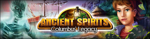 Ancient Spirits: Columbus' Legacy