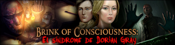 Brink of Consciousness: El SÍndrome de Dorian Gray